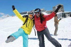Fun-Ski-Girls
