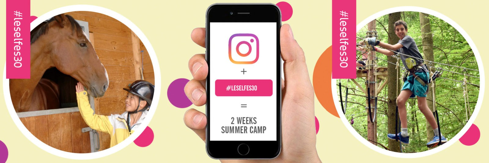 Join Competition to Win 2 Weeks Summer Camp