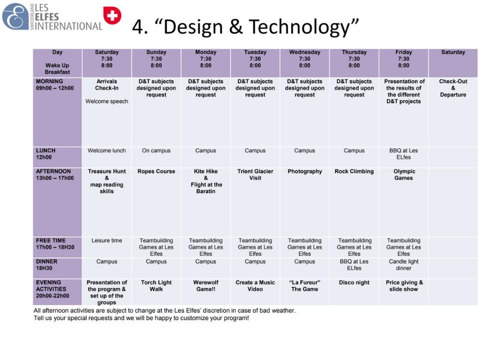 Design & Technology