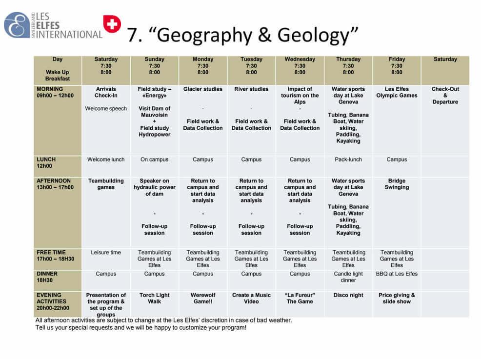 Geology & Geology