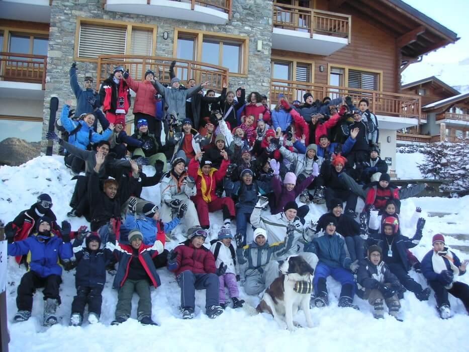 Prepare for Ski Camp