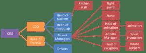 Staff Organisation