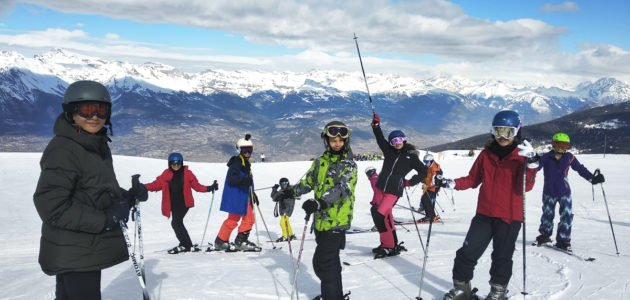 Excursions or Skiing