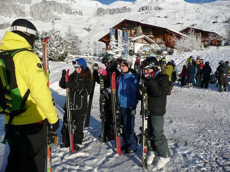 Best Winter Camp Switzerland
