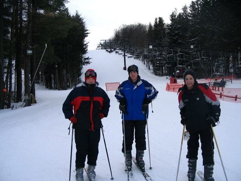 Dangers Involved In Skiing