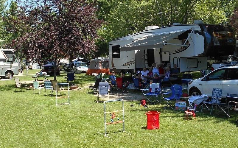 Euro Camp Trip
