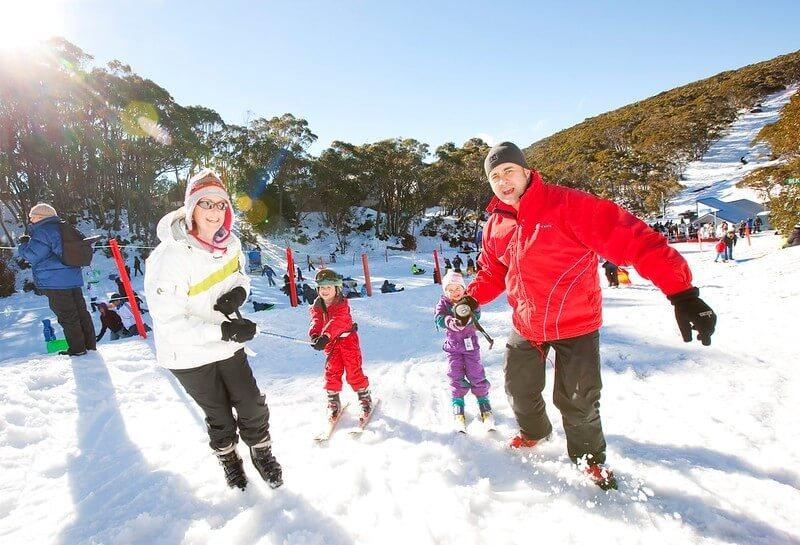 Ideal Family Ski Holiday
