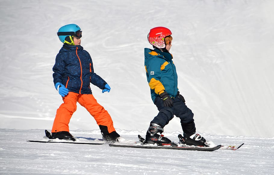 Ski Lessons for young children: 4 Things to Look for