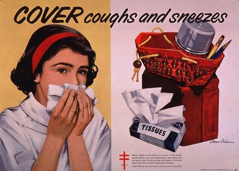 Cover Cough and Sneeze