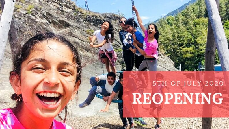 Summer Camp 2020. Les Elfes Is Re-Opening!!
