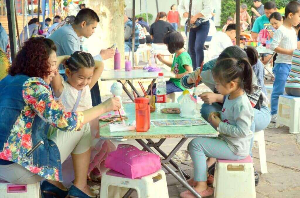 Art and craft summer camp activities