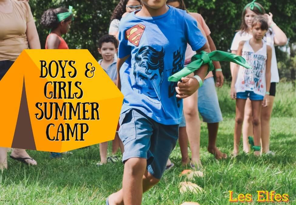 How can Children make the most out of a Boys and Girls Summer Camp?