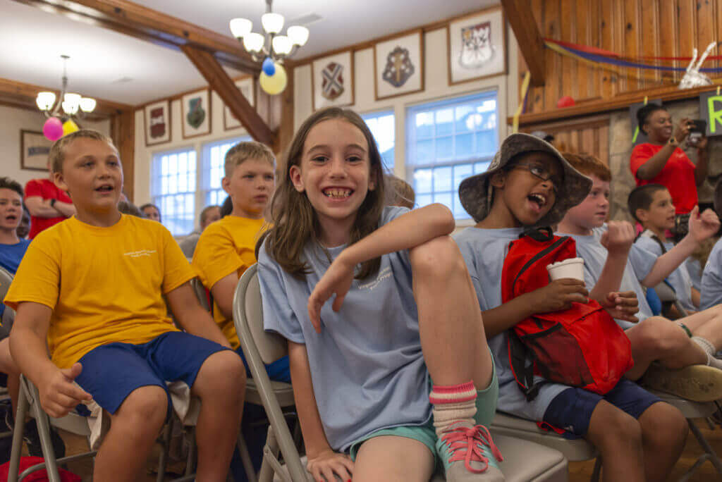 Camps Promote Confidence