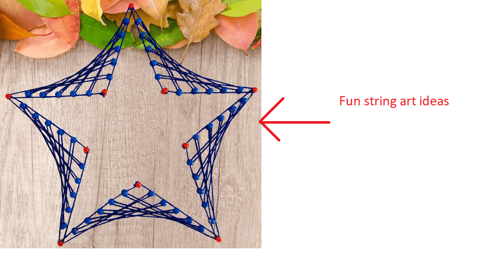 Fun String Art Ideas For Kids