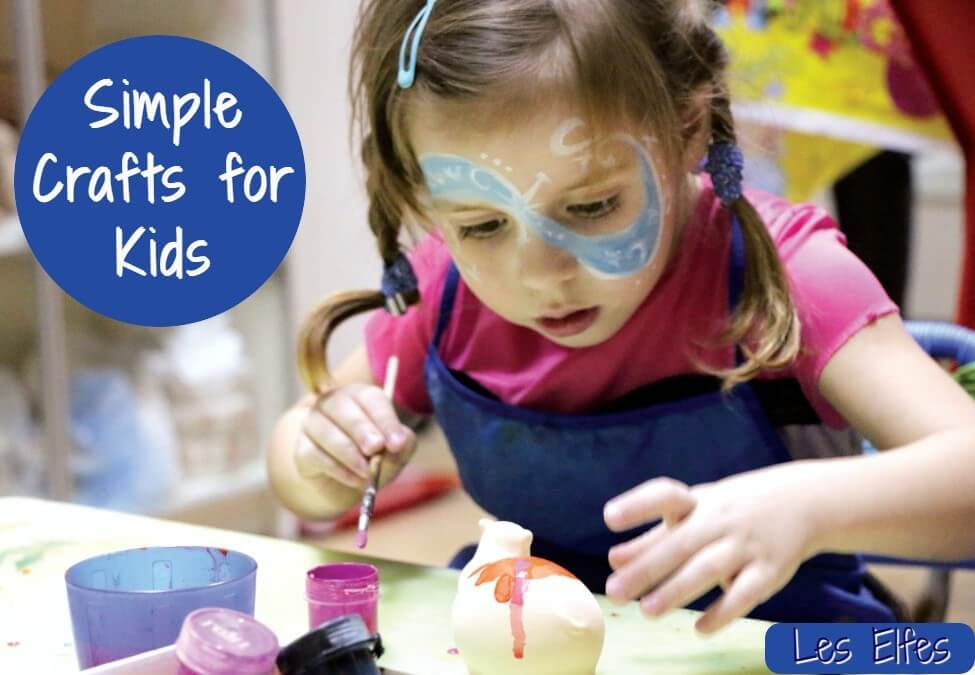 Simple Crafts for Kids for Different Occasions