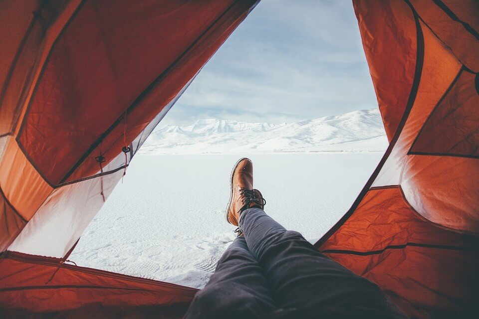 Eliminate Cold Spots in Your Tent
