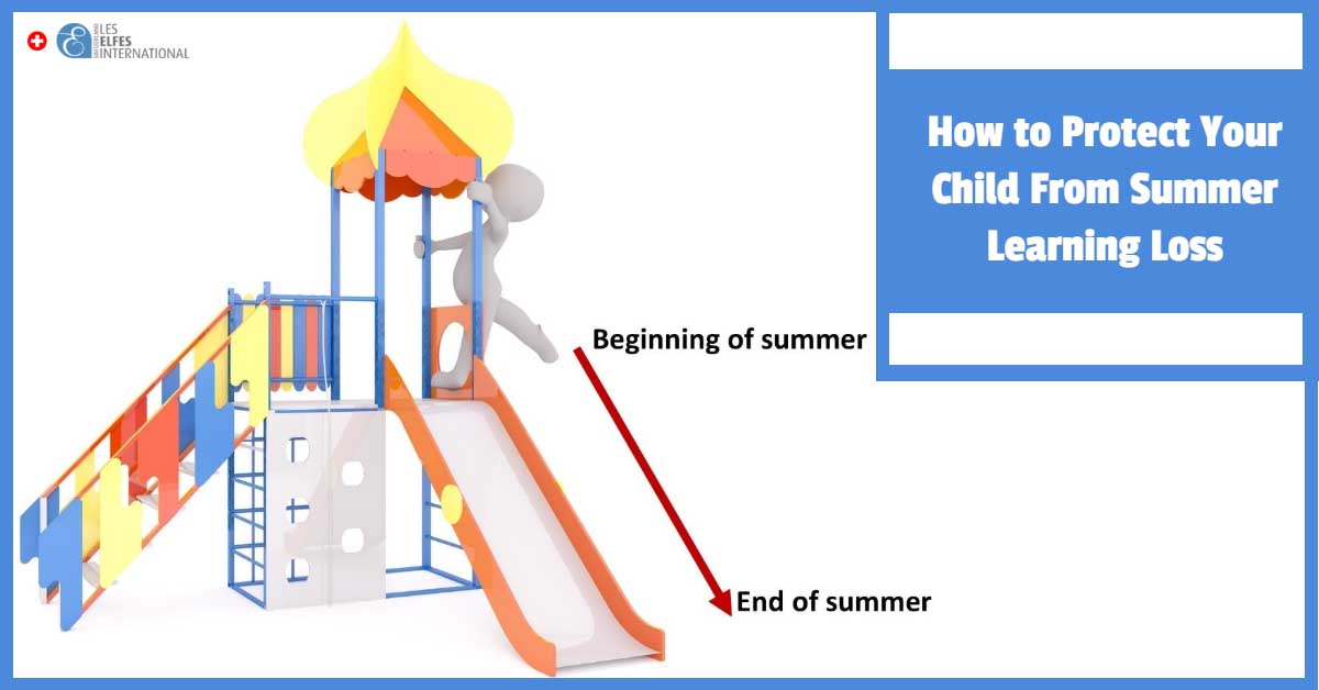 How to Protect Your Child from Summer Learning Loss