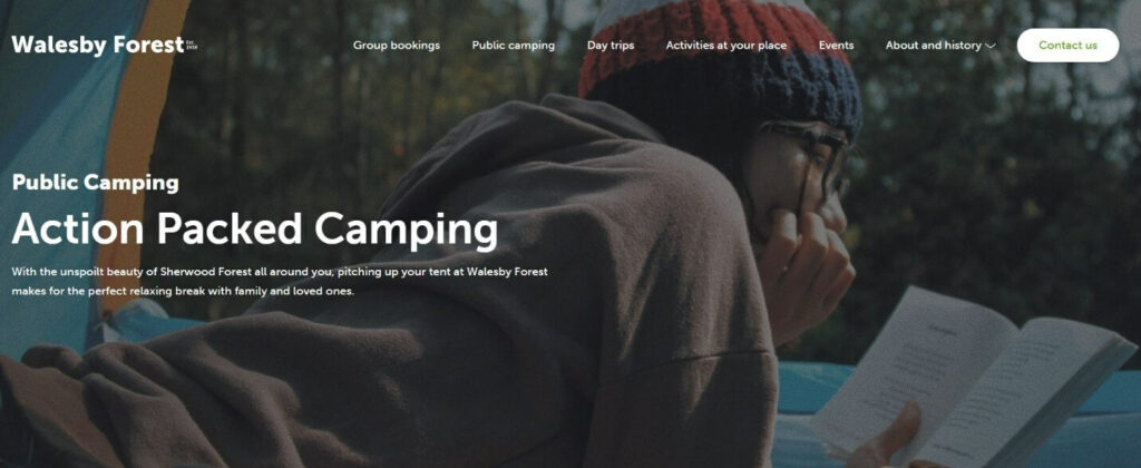 Walesby Forest Outdoor Adventure Centre