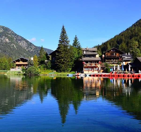 Les Elfes summer camp - Champex lac