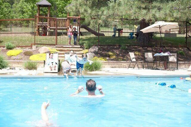 Mixing Fun In Summer Camp