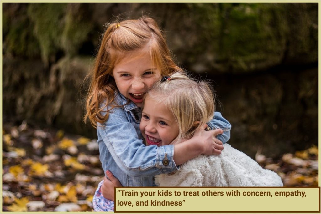 Teach Kids to Respect at Camp
