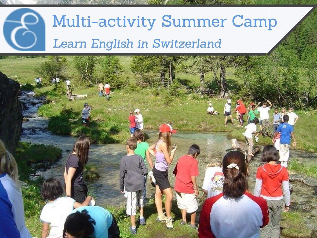 Learn English in Switzerland