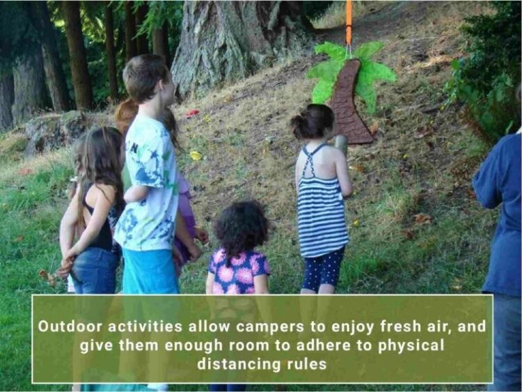 Safe Outdoor Activities for Kids during the Pandemic