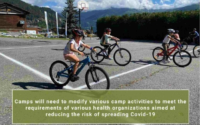 Camp Activities during the Pandemic Will Differ From Pre-pandemic Times