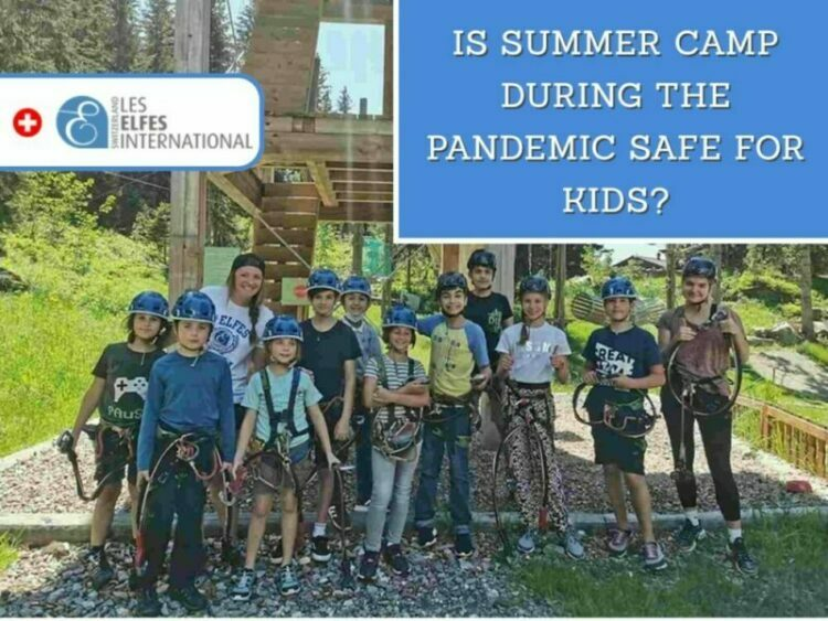 Is Summer Camp During the Pandemic Safe for Kids