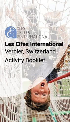 Les Elfes Camps - Activity Booklet