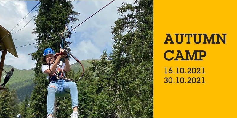 Les Elfes Autumn camps 2021 Autumn break holiday
