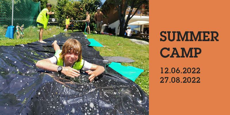 Les Elfes Summer camps 2021 Summer break holiday