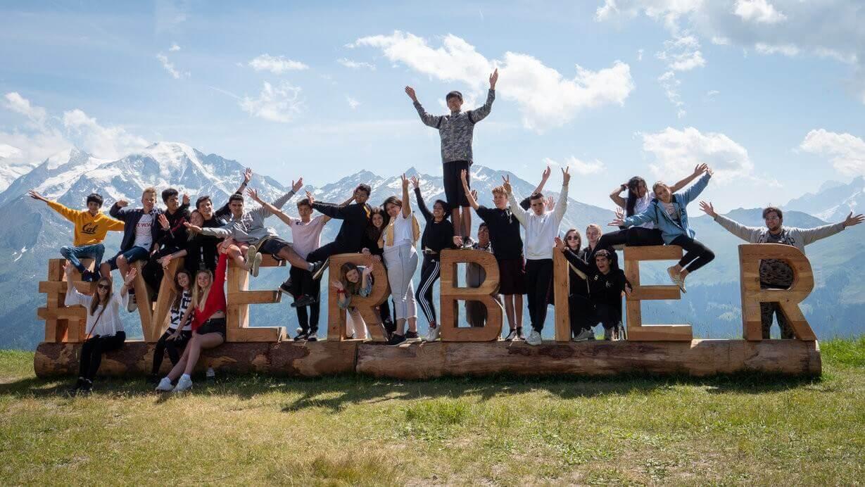 Verbier Summer camp