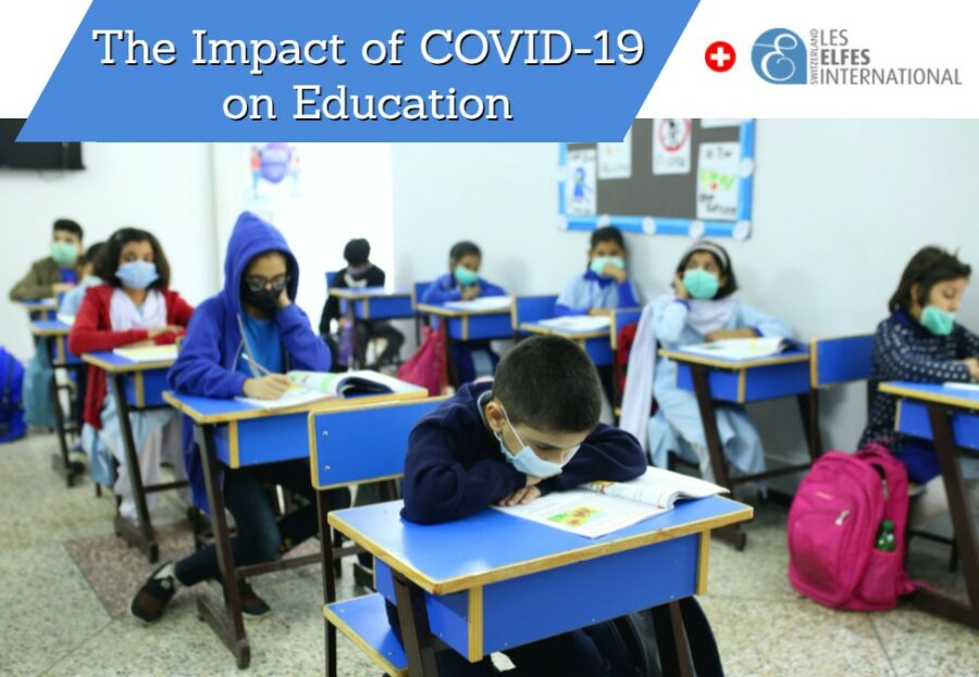 Impact of COVID-19 on Education