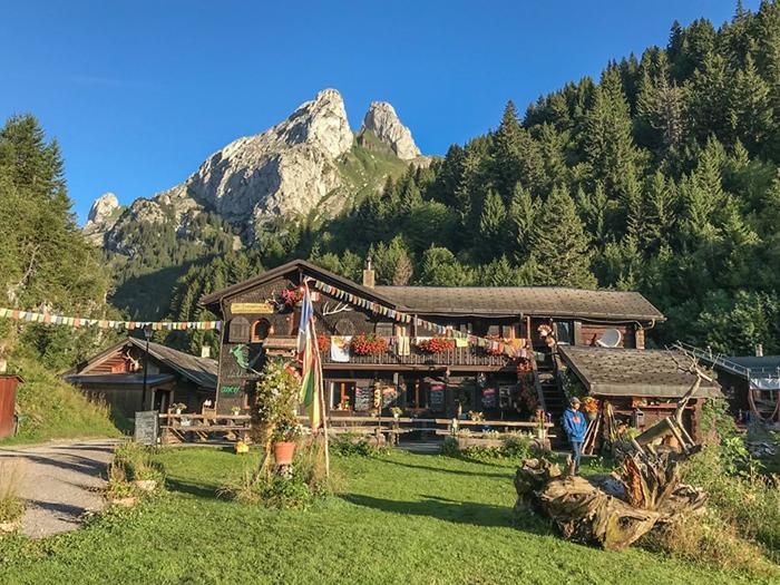 Summer camp   Les Elfes Verbier Switzerland Summer Camp