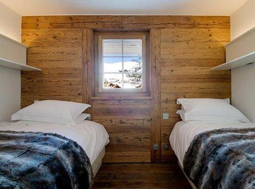 La Vallée Blanche Verbier - Guestroom