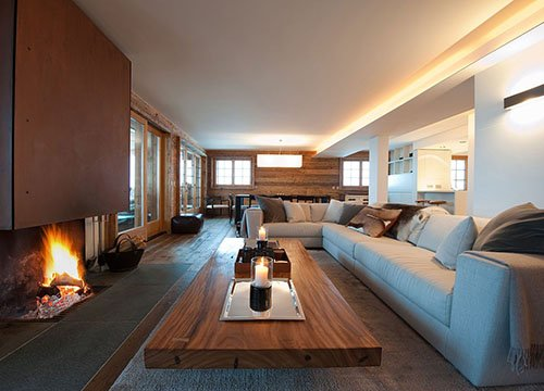 La Vallée Blanche Verbier - Lounge