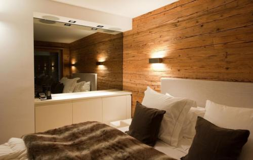 Chalet Verbier bedroom