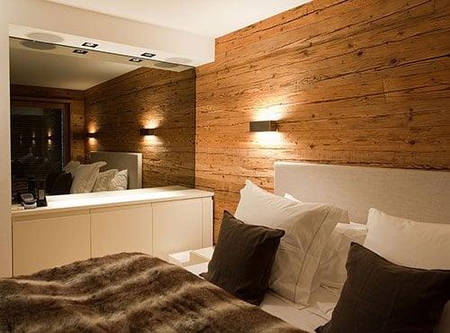 La Vallée Blanche Verbier - Bedroom