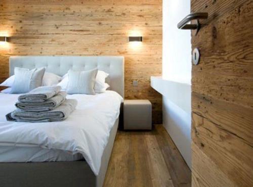 Chalet Verbier guestroom