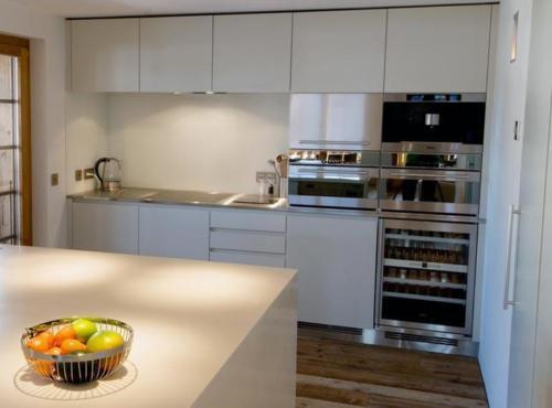 Chalet Verbier kitchen