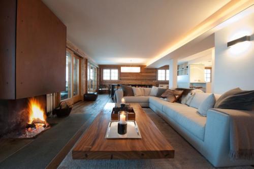 Chalet Verbier lounge