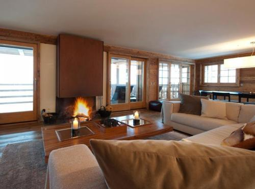 Chalet Verbier lounge 2