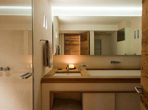 La Vallée Blanche Verbier - Bathroom