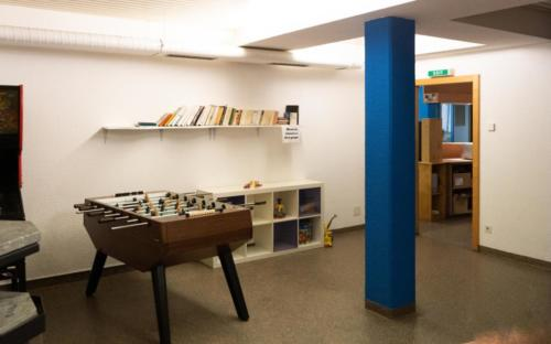 Le Chable games room 2